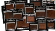 NFL Tri-Fold Tan Leather Wallets All Teams Official Licensed - Pick Your Team!