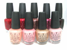 OPI Nail Polish - Discontinued Colors - F series thru V series