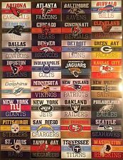 NFL Vintage Stickers