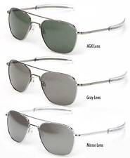 New Randolph Engineering 58mm Sunglasses Glass Lens All Colors $150 Made in USA