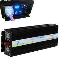 DC to AC Power Inverter 12V 220V Pure Sine Wave Inverter 1000W 1500 2000W 2500W