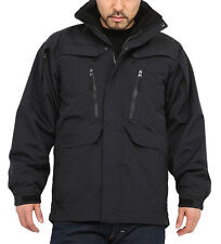 Tru-Spec 3 in 1 Waterproof Parka W/ Liner, Navy