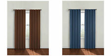 "Eclipse Owen Energy Saving Thermal Blackout Curtain, 40"" X 84"""