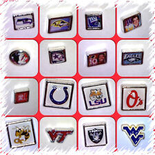 Floating Charms-NFL-Football-Baseball-College-for Glass Lockets-Free shipping