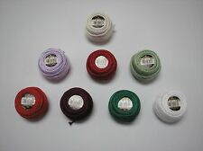 1 - 10g (49yds) DMC Pearl Cotton Balls 5(Art.116)- Ideal for Creative Stitchery