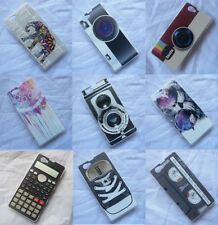 Retro Modern Camera Pattern Hard Back Case Cover For Sony Xperia Z1 Compact