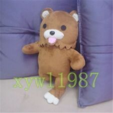 Handmade Loli Bear Lolita Guarder Cool Lovely doll Plush Brown Toy Great Gift