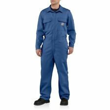 Carhartt 101017 Men's Flame-Resistant Traditional Twill Coverall CLOSEOUT