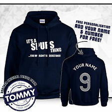 Tottenham Hotspurs Hoodie Its a Spurs Thing! COYS Spurs Hoody,THFC