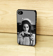 Lana Del Rey Singer Songwriter Vintage Retro Case Cover For iPhone & Samsung