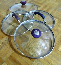 Pot/Pan replacement Lids 9.5 in/24cm and up