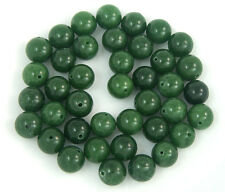 Jade Gemstone Beads - Round - 4mm, 6mm, 8mm or 10mm