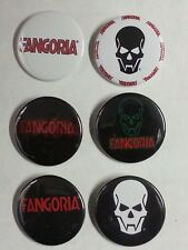SDCC Comic Con 2013 Handout Fangoria Pin-Back Button