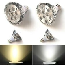 PAR20 PAR30 PAR38 LED 9W 7x2W 15x2W CREE Flood Ceiling Down SPOT light bulb Lamp