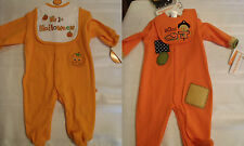 BABYWORKS Baby Gear 0-3 3-6 Month Choice Holiday Halloween Outfit Set NWT