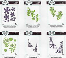 NEW CREATIVE EXPRESSIONS Craft Dies Sue Wilson THE FINISHING TOUCHES COLLECTION