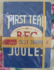 JOULES A5 Jolly Journal Notebook - RFC Rugby Cover Design - 160 Lined Pages