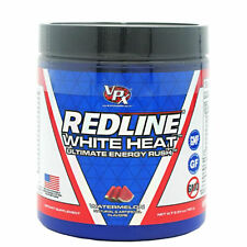VPX Redline White Heat 40 Servings Pre-Workout Energy Boost - Choice of Flavors!