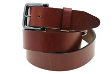Orion Leather 40mm Tan Oiled Latigo Leather Belt Hand Crafted In USA