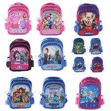 New Large Kid's Boy's Girl's Day Care Picnic Backpack Shoulder School Bag