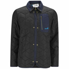 Boxfresh Mens Bristols Quilted Jacket - RRP £65 - Sizes S & XL