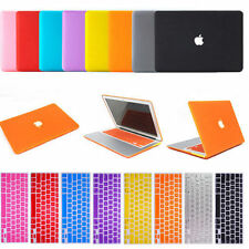 "Frosted Hard Case + Keyboard Cover For Apple Macbook Pro 15"" A1286/ Retina A1398"