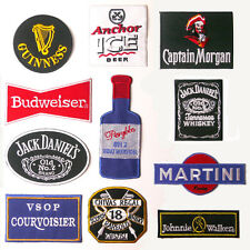 BEER & SPIRITS PATCH SHOP - 20+ Styles, Low Prices, UK Stock, Fast & Free Post