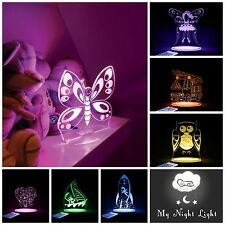 SLEEPY LIGHT with remote control colour changing kids and babies LED night light