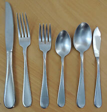 Oneida Stainless Steel Flatware USA Flight Reliance Frosted Your Choice