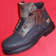 NEW Men's TIMBERLAND PRO SERIES POWERFIT Leather Safety STEEL TOE Work Boots