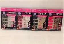 Kiss Impress Press on Manicure Nail Designer Kit Choose Your Style