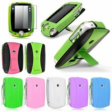 Leather Stand Case/Silicone Case+Screen Protector for Leapfrog Leappad 2 Tablet