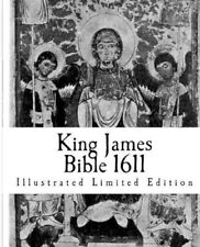 NEW King James Bible 1611 by Jack Holland BOOK (Paperback / softback)