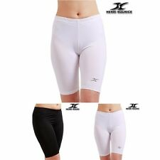 Womens Compression Shorts Under Shots Pants Under Base Layer Tights Gym Yoga FG