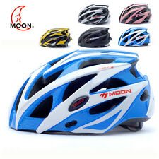 Moon MTB/Road Bike Bicycle Cycling Integrally-molded Riding Sport Helmet+Visor