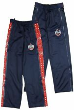Zipway NBA Youth New Orleans Pelicans Paisley Tear-Away Track Pants, Navy