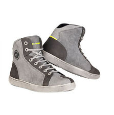 """Stylmartin Sunset """"Florida"""" Urban Motorcycle Riding Trainers Boots - Grey"""