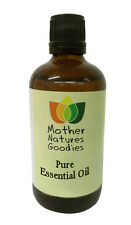 100ml Essential Oil - 100% Pure & Natural - Choose Fragrance - (Aromatherapy)