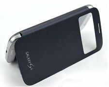 Smart S-View Wake Flip PU Leather Case Cover  For Samsung Galaxy S4 IV I9500