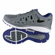 NEW Men's Nike Dual Fusion Run 2 Training Running Sneakers Gray 599541 024 $100