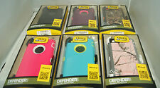 "New!! Otterbox Defender Case & Belt Clip Holster for Apple Iphone 6 (4.7"")"
