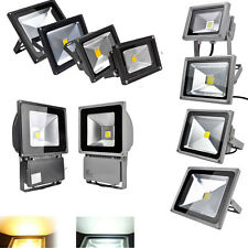 LED Outdoor Garden Yard Waterproof Flood Spot Light Lamp 10W/20W/30W/50W/100W