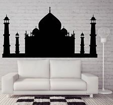 Wall Sticker Vinyl Decal Mosque Temple Divine Belief Place Clean Troughts (n085)