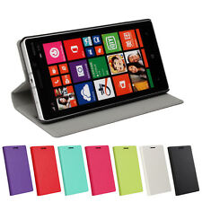 Magnetic Slim Leather Stand Phone Case Skin Cover For NOKIA Lumia 930 Salable