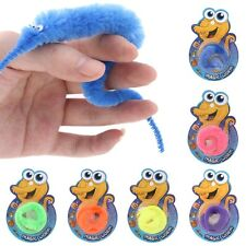 Magic Worm Moving Twisty Caterpillar 6 Colors Sea Horse Wiggle Fuzzy