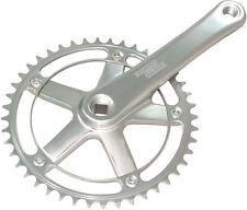 Sturmey Archer FCT68 Alloy Single Chainset - Retro Classic Chainset 170mm 48t