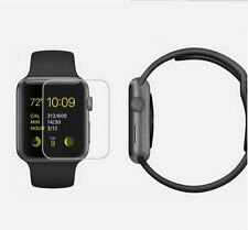 3x Clear LCD Clear Guard Shield Screen Protector Film FOR iWatch Apple Watch new
