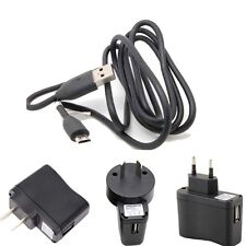 MICRO Data Sync USB AC WALL for CHARGER Samsung I9100 Galaxy S2 I9018_sx