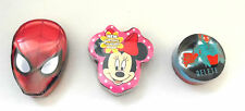 Kids Magic Expandable Face Cloth Flannel Doctor Who Minnie Mouse Mickey