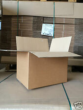 """Book Cardboard Cartons Strong Double Walled Packing Removal Storage 17""""x13""""x12"""""""